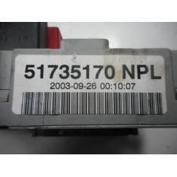 RAČUNALNIK BSI Fiat Punto 2000 1,2 51735170 NPL
