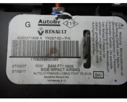 SEAT AIRBAG Renault MEGANE II 2004 1.9 DCI 8200371806 a