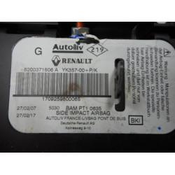 AIRBAG SIJEDIŠTA Renault MEGANE II 2004 1.9 DCI 8200371806 a