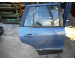DOOR COMPLETE REAR RIGHT Hyundai Santafe 2001 2,4