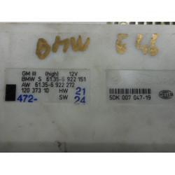 RAČUNALNIK MOTORJA BMW 5 1998 523