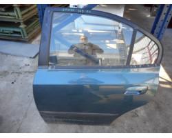 DOOR COMPLETE REAR LEFT Hyundai Elantra 2003 1.6