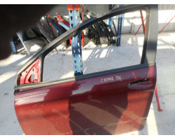 DOOR COMPLETE FRONT LEFT Fiat Croma 2006 2,4 JTD