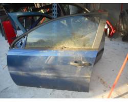DOOR COMPLETE FRONT LEFT Opel Vectra 2003 2.0 DTI