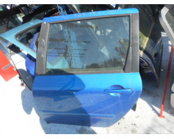 VRATA KOMPLET ZADAJ LEVA Peugeot 307 2004 2.0 HDI