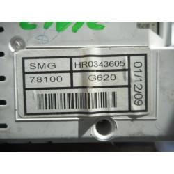 RAČUNALNIK POTOVALNI Honda CIVIC 2010 1.4 5V HR0343605