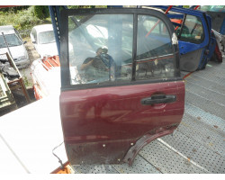 DOOR COMPLETE REAR LEFT Suzuki GRAND VITARA 1999 2.5