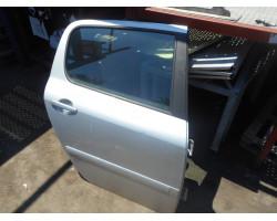 DOOR COMPLETE REAR RIGHT Peugeot 307 2002 1.6