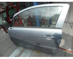DOOR COMPLETE FRONT LEFT Opel Corsa 2006 1.3 TDCI