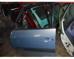 DOOR COMPLETE FRONT LEFT Renault ESPACE 2003 2.2 DCI