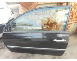 DOOR COMPLETE FRONT LEFT Renault MEGANE II 2003 1.9 DCI brez stekla, mehanizma, obloge