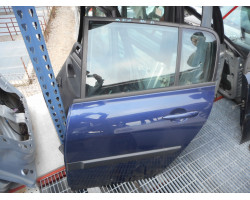 VRATA KOMPLET ZADAJ LEVA Renault MEGANE II 2003 1.5 DCI
