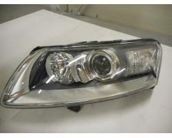 HEADLIGHT LEFT Audi A6, S6 2007  4f0941029
