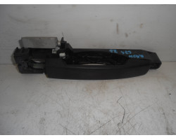 DOOR HANDLE OUTSIDE REAR RIGHT Nissan Qashqai 2012 1.5 DCI 80640EB100 80610EB30A