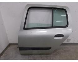 VRATA KOMPLET ZADAJ LEVA Renault CLIO II 2001 1.2 16V