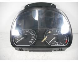 ŠTEVEC BMW 1 2005 120D
