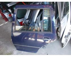 DOOR COMPLETE REAR LEFT Volkswagen Golf 1999 1.9 TDI VARIANT
