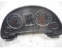 ŠTEVEC Audi A4, S4 2002 2.5TDI