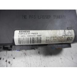 RAČUNALNIK BSI Peugeot 206 2001 1.6 16V 9626460880 b2