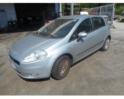 WINDOW REAR LEFT Fiat Grande Punto 2007 1.2