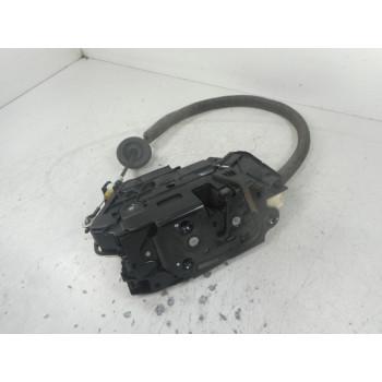 DOOR LOCK FRONT RIGHT Audi A1 2010 1.4 TSI 90kw 5N1837016C
