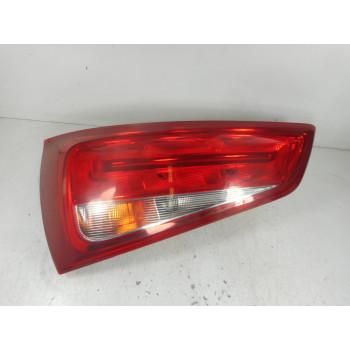 TAIL LIGHT LEFT Audi A1 2010 1.4 TSI 90kw 8X0945093