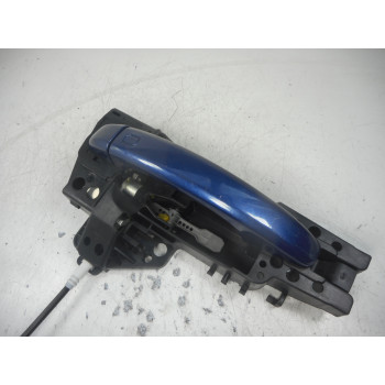 DOOR HANDLE OUSIDE FRONT RIGHT Audi A1 2010 1.4 TSI 90kw 8T0837205A