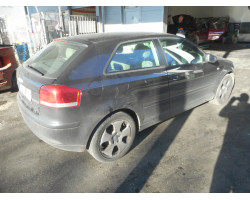WINDOW REAR RIGHT Audi A3, S3 2005 2.0TDI AUTOMATIC