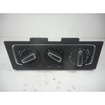 HEATER CLIMATE CONTROL PANEL Volkswagen Polo 2014 1.0 6C0820045A