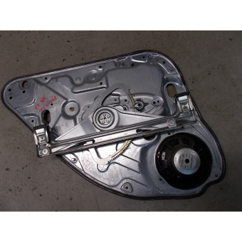 WINDOW MECHANISM REAR RIGHT Ford Focus 2010 1.6TDCI 1738648