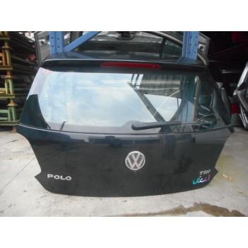 BOOT DOOR COMPLETE Volkswagen Polo 2011 1.2TDI 6R6827025C 6R6845051R