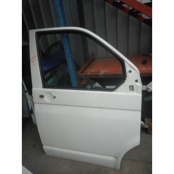 DOOR FRONT RIGHT Volkswagen Transporter 2006 2.5 TDI
