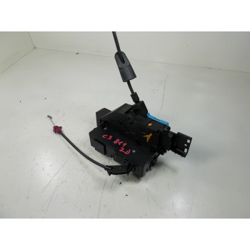 DOOR LOCK REAR RIGHT Citroën C3 2014 PICASSO 1.6HDI 9138T8