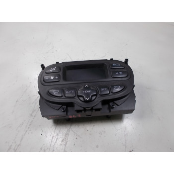 HEATER CLIMATE CONTROL PANEL Peugeot 307 2003 2.0HDI 96430991XT