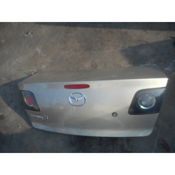 BOOT DOOR COMPLETE Mazda Mazda3 2005 1.6