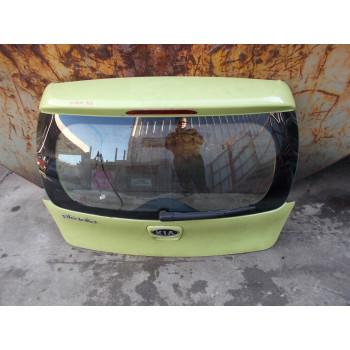 BOOT DOOR COMPLETE Kia Picanto 2012 1.0 737001Y070