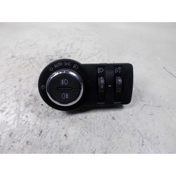 LIGHT SWITCH Opel Astra 2012 SW 1.7 DTI 16V 13268702