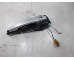 DOOR HANDLE OUTSIDE FRONT LEFT Opel Astra 2012 SW 1.7 DTI 16V 138616 138173
