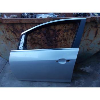 DOOR FRONT LEFT Opel Astra 2012 SW 1.7 DTI 16V 124044