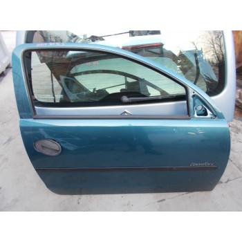 DOOR FRONT RIGHT Opel Corsa 2000 1.2
