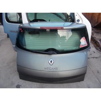 BOOT DOOR COMPLETE Renault MEGANE 2004 1.6 16V