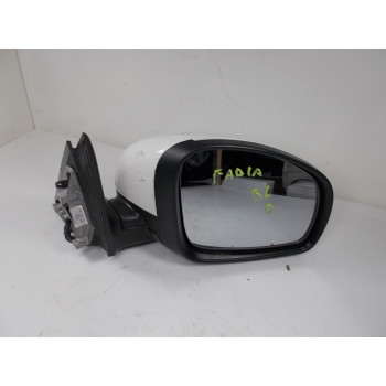 MIRROR RIGHT Škoda Fabia 2011 1.2 TSI AUT. 5J1857508E