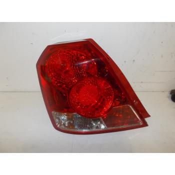 TAIL LIGHT LEFT Chevrolet Aveo 2007 1.4 16V