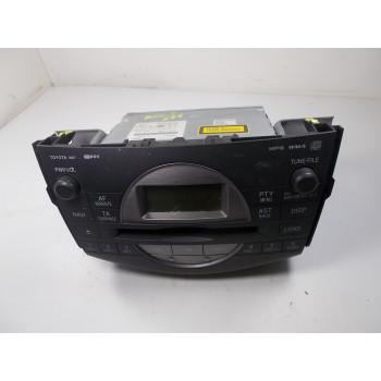 RADIO Toyota RAV4 2008 2.2D4D 86120-42220