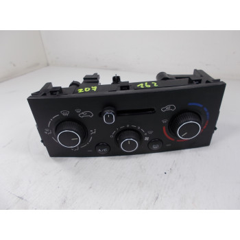 HEATER CLIMATE CONTROL PANEL Peugeot 207 2011 1.4