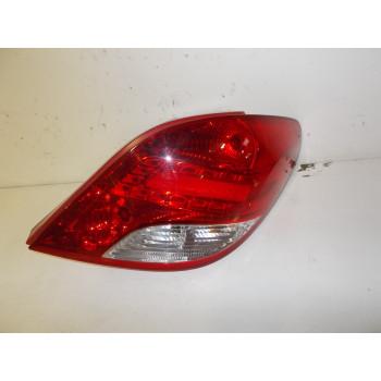 TAIL LIGHT RIGHT Peugeot 207 2011 1.4