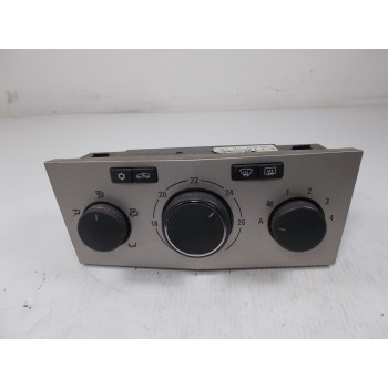 HEATER CLIMATE CONTROL PANEL Opel Astra 2007 GTC 1.3 DTH 13247811