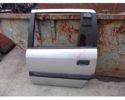 DOOR COMPLETE REAR LEFT Opel Zafira 2001 2.0DTH