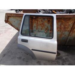 DOOR REAR RIGHT Land Rover Freelander 1999 2.0TD