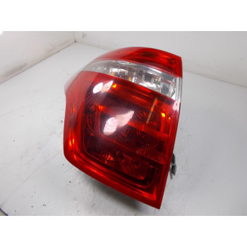 TAIL LIGHT LEFT Citroën C4 2008 PICASSO 2.0HDI 9653547580